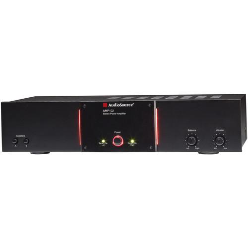 AudioSource AMP102 Stereo Power Amplifier AMP 102