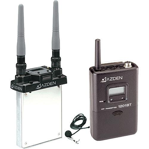 Azden 1201 Series - Slot-In Portable Wireless Lavalier 1201SIT