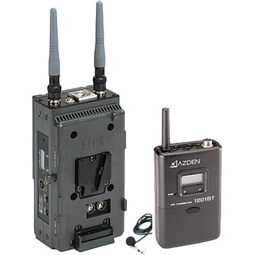 Azden 1201 Series - Slot-In Portable Wireless Lavalier 1201VMT