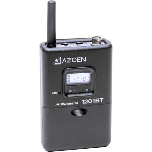 Azden 1201BT - Beltpack Transmitter for 1201 Series 1201BT