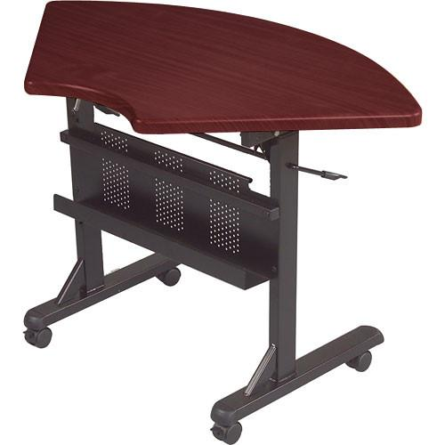 Balt  Quarter Round Table (Mahogany) 89881