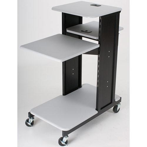 Balt  Xtra Long Presentation Cart (Grey) 27521