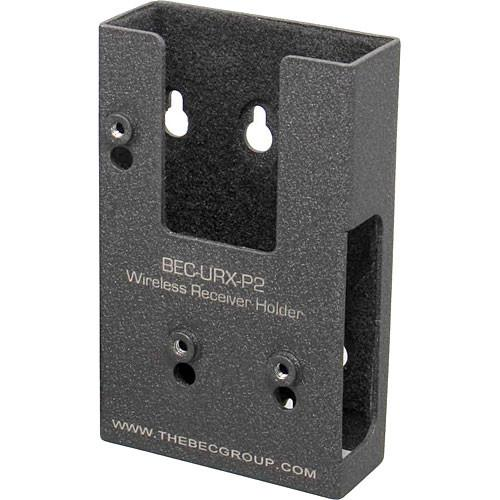 BEC URX-P2 Mounting Box for UWP-V Series Receivers BEC-URX-P2