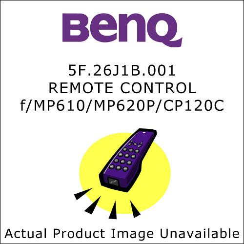 BenQ 5F.26J1B.001 Replacement Remote Control 5F.26J1B.001