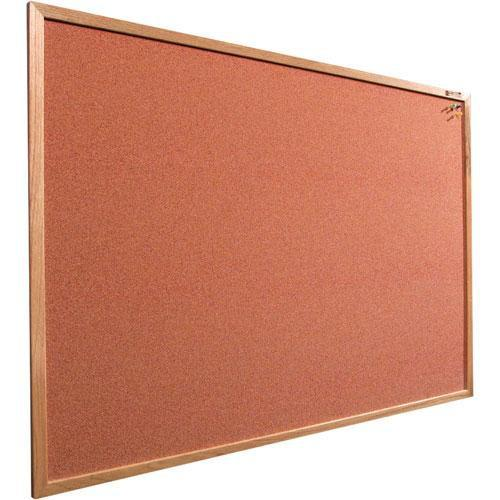 Best Rite 300WD Splash-Cork Tackboard (Blue) 300WDBL