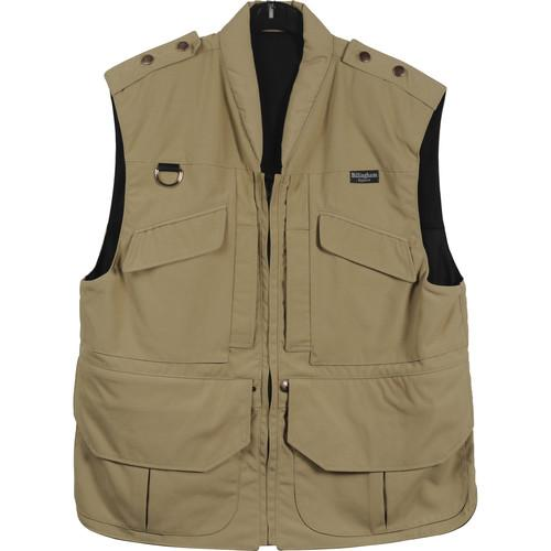 Billingham  Medium Photo Vest (Stone) BI 536266