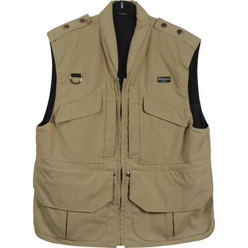 Billingham  Small Photo Vest (Stone) BI 536166