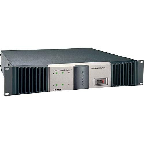 Bogen Communications M450 Power Amplifier 450WStereo/900W M450