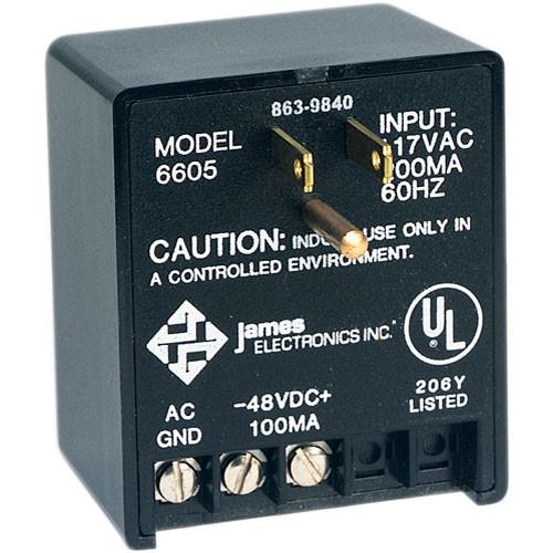 Bogen Communications PRS48 48V DC 100mA Power Supply PRS48