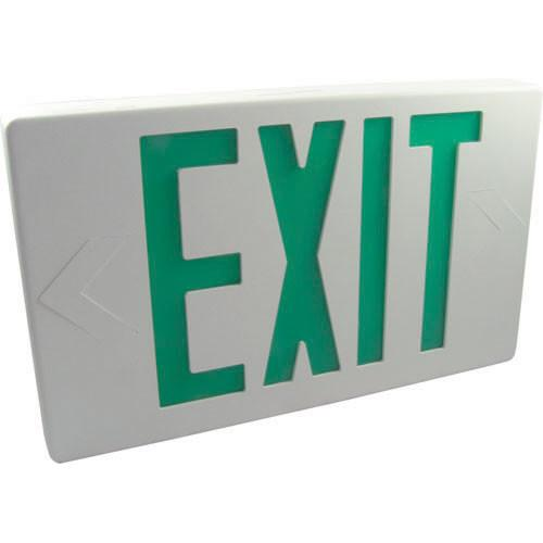 Bolide Technology Group BC1091 Color Exit Sign Hidden BC1091
