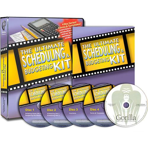 Books DVD/CD-Rom: The Ultimate Scheduling & Budgeting TUSBK
