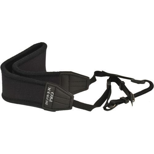 Bower SS10 Deluxe Heavy-duty Neck Strap (Black) SS10NBLK