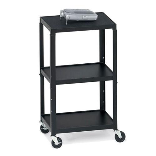 Bretford Adjustable AV Cart with 5