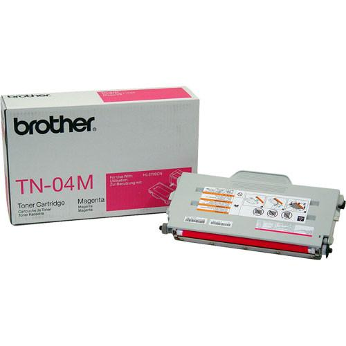 Brother Magenta Toner Cartridge for the Brother HL-2700CN TN04M