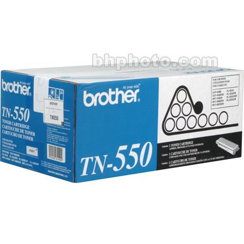 Brother TN-550 Standard Yield Toner Cartridge TN550