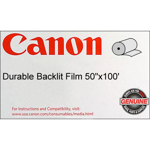 Canon Durable Backlit Display Film (215gsm) - 50