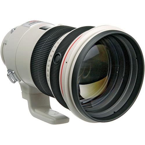 Canon  EF 200mm f/2L IS USM Lens 2297B002