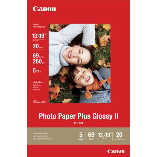 Canon Photo Paper Plus Glossy II (13 x 19
