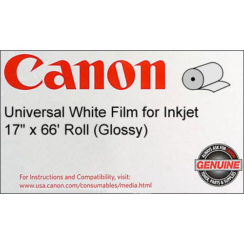 Canon Universal White Film for Inkjet - 17
