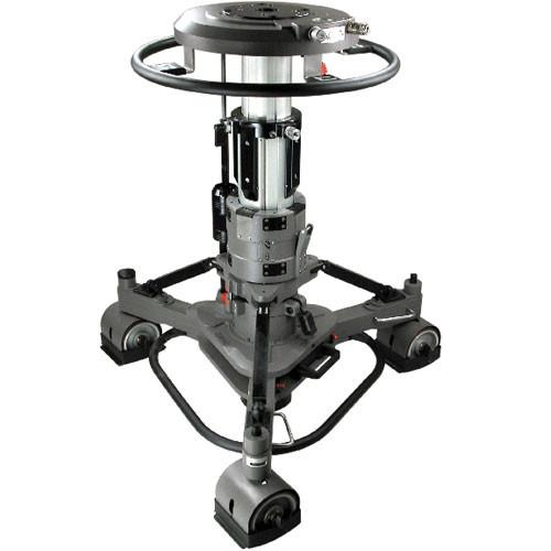 Cartoni P90C61 P-90 Pedestal with C60S Fluid Head P90C61, Cartoni, P90C61, P-90, Pedestal, with, C60S, Fluid, Head, P90C61,