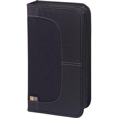 Case Logic CDW-64 64 Capacity CD Wallet (Black) CDW-64