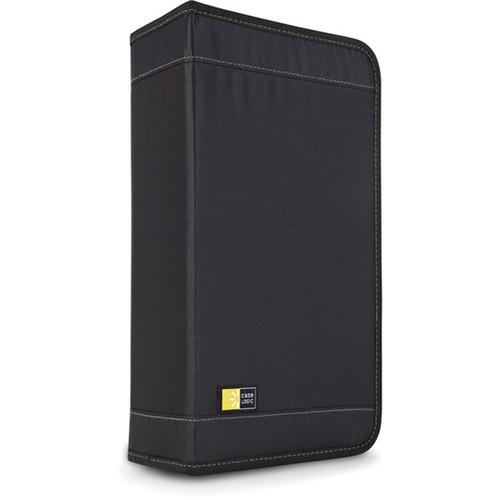 Case Logic CDW-92 92 Capacity CD Wallet (Black) CDW-92