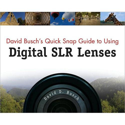 Cengage Course Tech. Book: David Busch's Quick Snap 1598634550