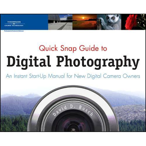 Cengage Course Tech. Book: Quick Snap Guide to 9781598631876