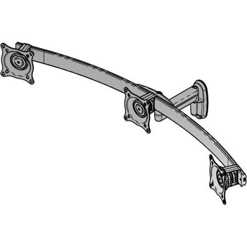 Chief KWS320S Single Swing Arm Wall Mount (Silver) KWS320S