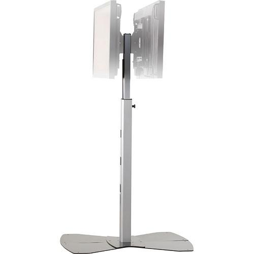Chief MF2-6000S Flat Panel Floor Stand for Dual MF26000S