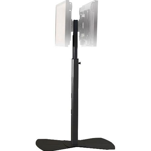 Chief MF2-UB Flat Panel Floor Stand for Dual Displays up MF2UB