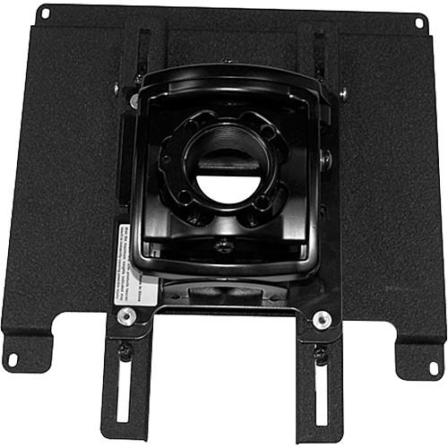 Chief Model LSB-101, Lateral Shift Bracket (Black) LSB101, Chief, Model, LSB-101, Lateral, Shift, Bracket, Black, LSB101,