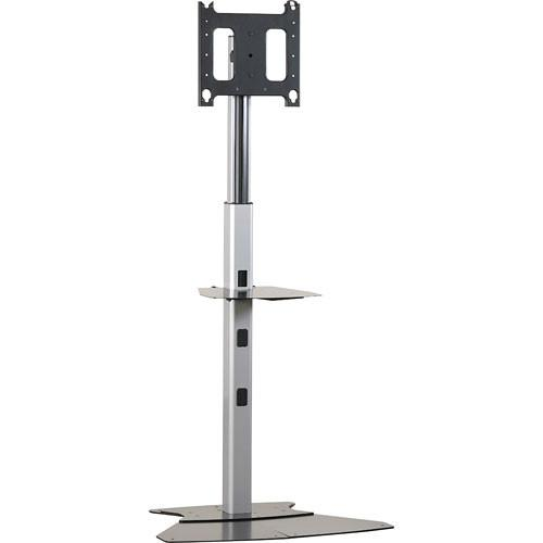 Chief PF1-2000S Flat Panel Display Floor Stand (Silver) PF12000S