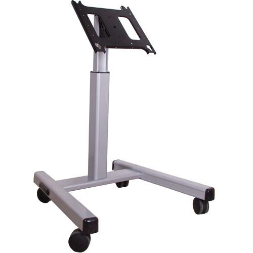 Chief PFM-2000S Confidence Monitor Cart (Silver) PFM2000S