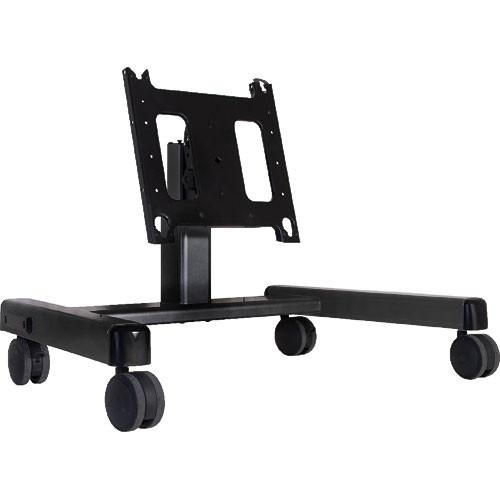 Chief PFQ-2000B Confidence Monitor Cart (Black) PFQ2000B