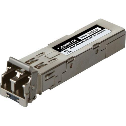 Cisco Gigabit Ethernet SX Mini-GBIC SFP Transceiver MGBSX1