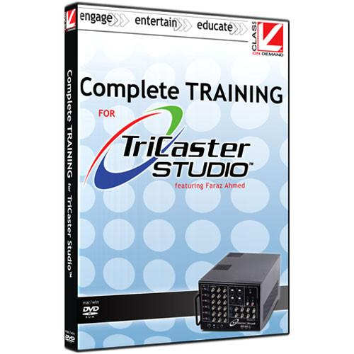Class on Demand Training DVD: Complete Training 90100