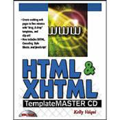 Cool Breeze CD-Rom: HTML & XHTML TemplateMASTER 1584502088