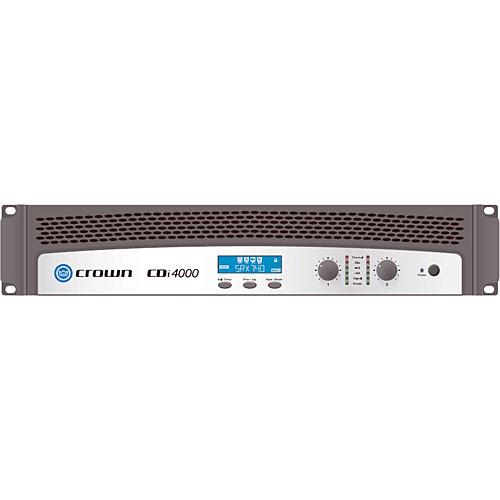 Crown Audio CDi 4000 - Solid-State 2-Channel Amplifier CDI4000