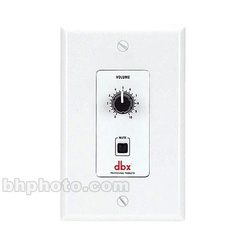 dbx ZC-2 - Rotary Volume Control with Mute Function DBXZC2V