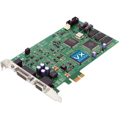 Digigram VX222e - PCIe Digital Audio Card VB1914A0201