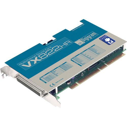 Digigram VX822HR - PCI Universal Digital Audio Card VB1932A0201
