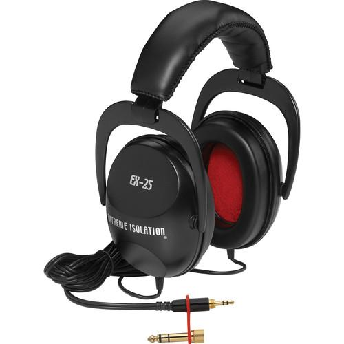 Direct Sound Headphones EX-25 Extreme Isolation Stereo EX-25