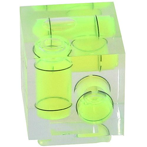 Dot Line 3 Axis Accessory Shoe Bubble Level DL-5412