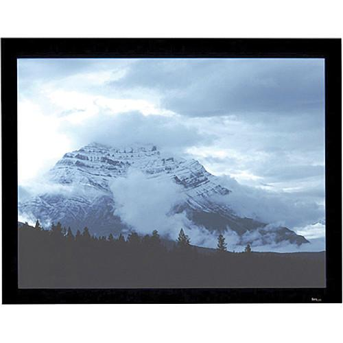 Draper 253768 Onyx Fixed Frame Front Projection Screen 253768