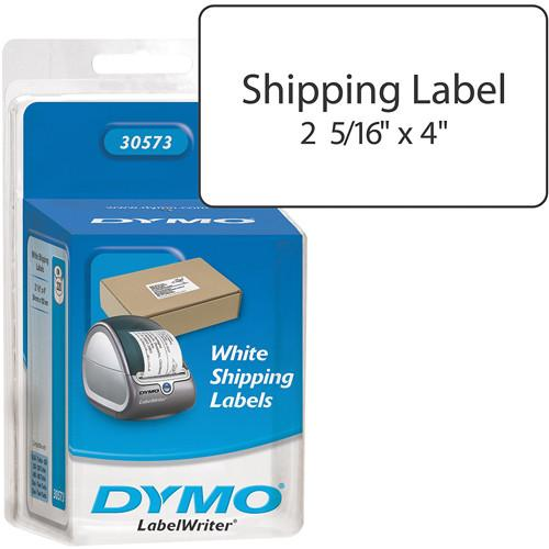 Dymo 30573 Blister Pack of White Shipping Labels 30573