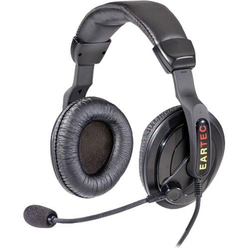 Eartec ProLine Double Headset for MC-1000 Competitor PDMC1000IL