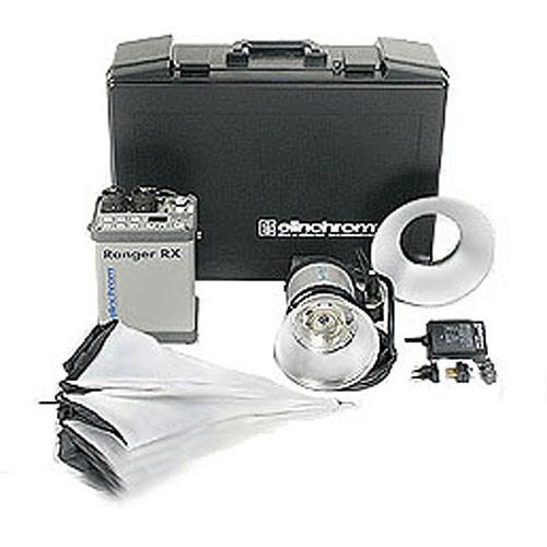 Elinchrom Ranger RX 1100 Watt/Second Kit EL 10285