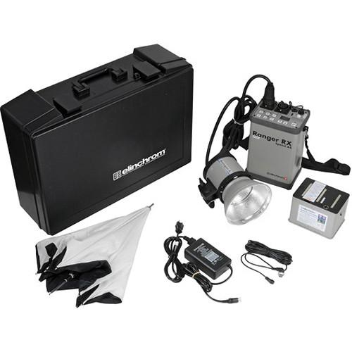 Elinchrom Ranger RX Speed AS 1100W/s Kit with A Head EL10287.1