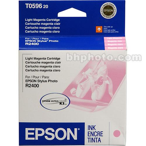 Epson 8 Ink Cartridge Set for Stylus Photo R2400 Printer